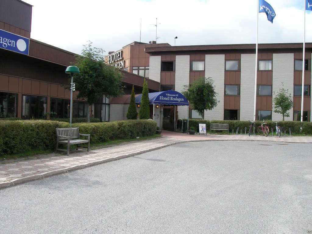 boka hotell i Norrtälje